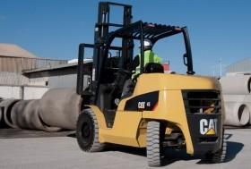 Caterpillar DP 40 N