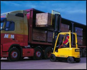 Hyster J 2.50 XM