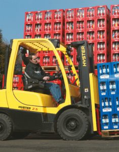 Hyster H 9.00 XM / 6