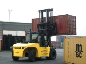 Hyster H 30 XMS 9