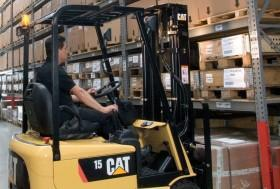 Caterpillar EP 15 K RT PAC