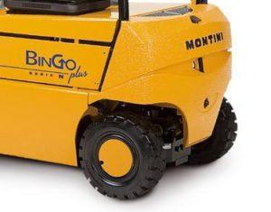 Montini Bingo plus N 204 GA