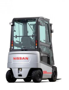 Nissan QX 25