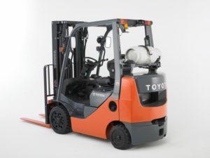Toyota 8 FGCU 18