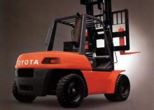 Toyota 5 FD 70