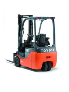 Toyota 8 FBET 18