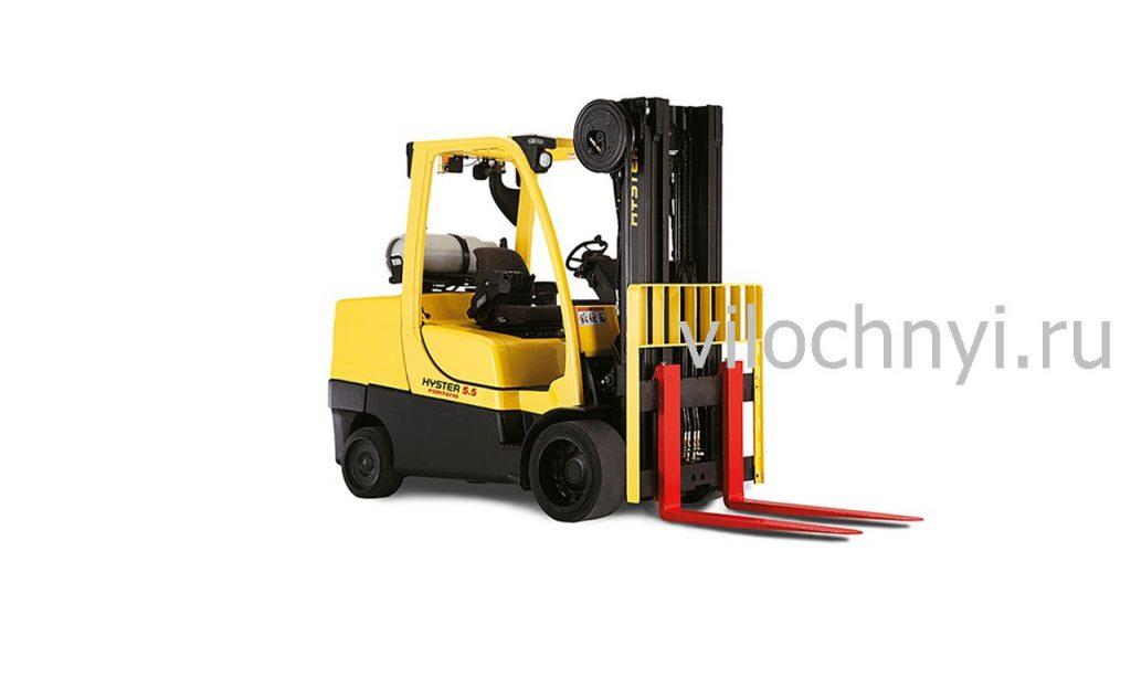 Купить Газобензиновый вилочный автопогрузчик Hyster H 8.0 FT 6 грузоподъёмностью 8 тонн